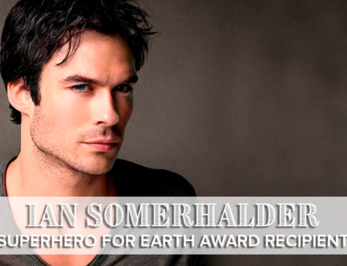 25th Captain Planet Foundation Gala to Honor Ian Somerhalder!