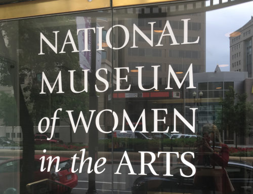 FRESH TALK at the National Museum for Women in the Arts