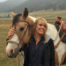 Laura with horse